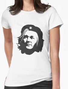 Che Assange Womens Fitted T-Shirt