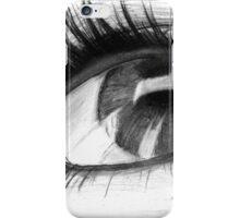 Caught you Peeking iPhone Case/Skin