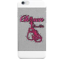 Chosen Ribbon Gloves Dots iPhone Case/Skin
