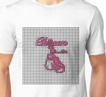 Chosen Ribbon Gloves Dots Unisex T-Shirt