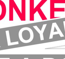 I Work For Money For Loyalty Hire A Dog Sticker