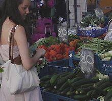 Fresh Fruit - Amsterdam Street Market by George Crook
