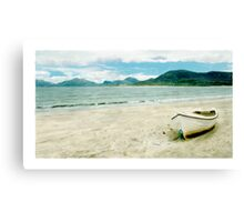 Harris Boat Canvas Print