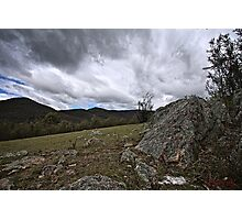 The Lookout - Tidbinbilla Nature Reserve Photographic Print