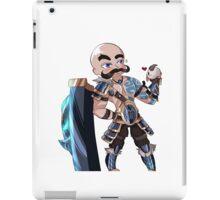 Chibi Braum (LoL) iPad Case/Skin
