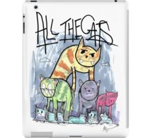 All The Cats! iPad Case/Skin