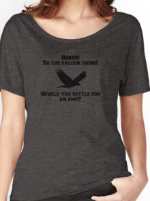 Do the Falcon Thing Women's Relaxed Fit T-Shirt