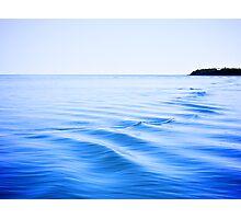 lake huron II Photographic Print