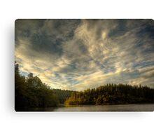 Ard Sky Canvas Print