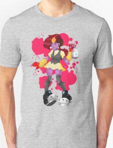 Pink Blood  Unisex T-Shirt