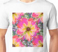 Pop Flower Unisex T-Shirt