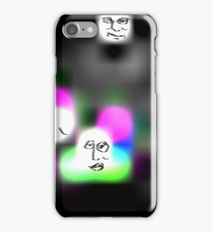 Something In The Air Tonight iPhone Case/Skin