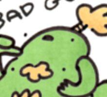 I'm the bad guy Sticker