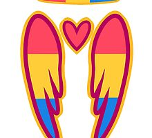 Pansexual Angel by reinstaag