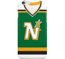 Minnesota North Stars Away Jersey iPhone Case/Skin