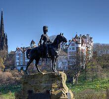 Royal Scots Greys by Tom Gomez