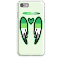 Aromantic  iPhone Case/Skin