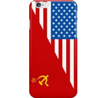 Man From Uncle Flag Mashup iPhone Case/Skin