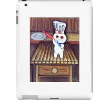 Don't Touch Me! iPad Case/Skin