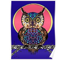 Owl Dreams Of You Poster