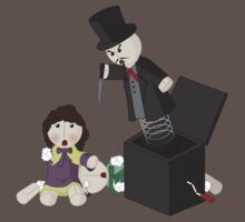 Jack (The Ripper) in a Box by dismantledesign