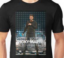 RICKY MARTIN TOUR 2015 Unisex T-Shirt