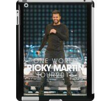 RICKY MARTIN TOUR 2015 iPad Case/Skin