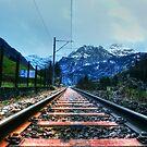 Alpine Rails by Luke Griffin
