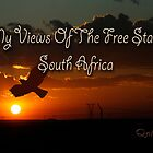 Free State, South Africa - Calender by Qnita