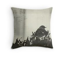 Sweet Disposition Throw Pillow