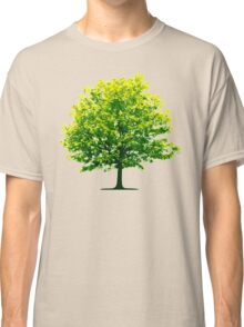 Tree Save the Planet Classic T-Shirt