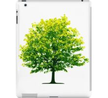 Tree Save the Planet iPad Case/Skin