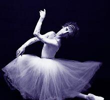 Ballet great Natalia Makarova in 1979 by Daniel Sorine
