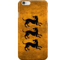 Three Hounds iPhone Case/Skin