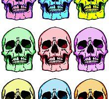 Multiskulls by skullbrain