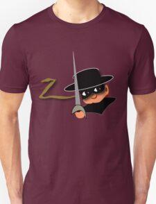 Z= Legendary hero Zorro! T-Shirt