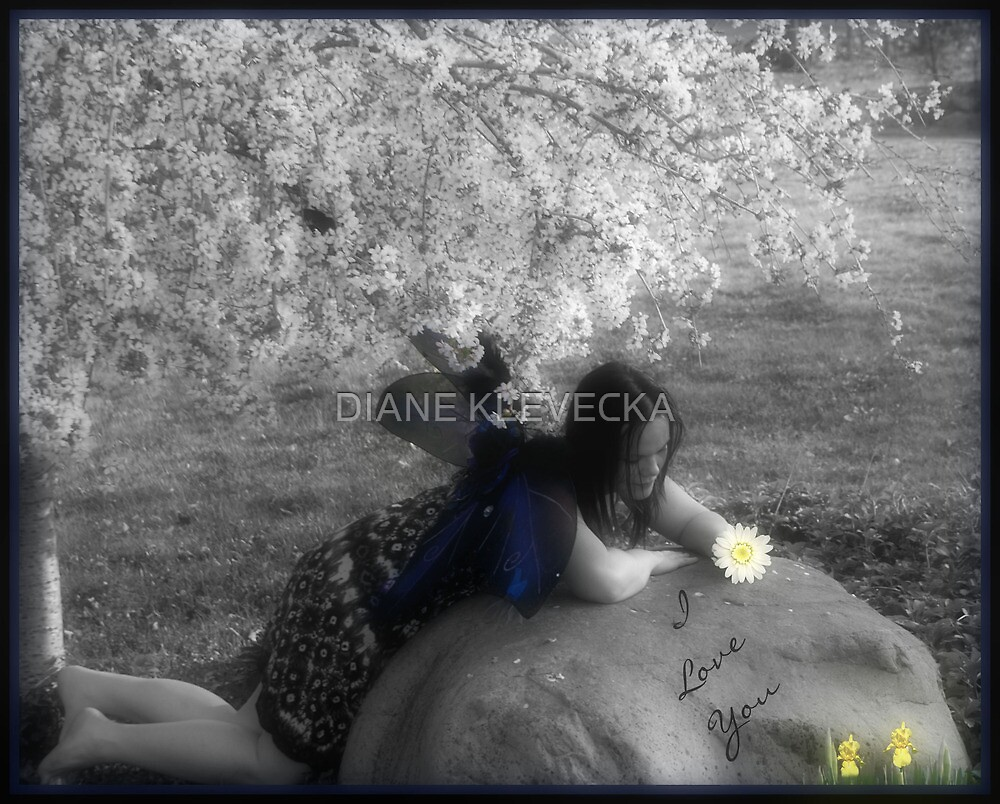 I Love you......Fairy Love by DIANE KLEVECKA