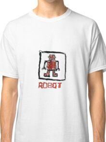 Daniel's Robot Classic T-Shirt