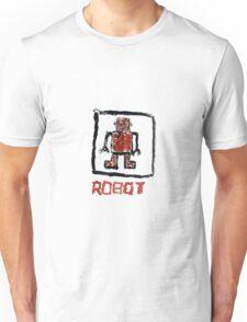 Daniel's Robot Unisex T-Shirt