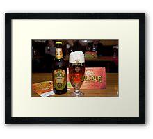 Brackie Pale Ale Framed Print