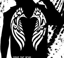 FIGHT THE DEAD, FEAR THE LIVING - DARYL DIXON by Dezi-Hutchinson