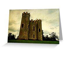 Blaise castle, Bristol, UK Greeting Card