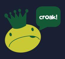 Frog Price CROAK! One Piece - Short Sleeve