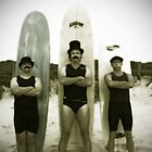 Old School Surfing 2010 by annadavies
