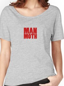 Man Moth Women's Relaxed Fit T-Shirt