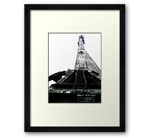 Steam Donkey  Project #192 Framed Print