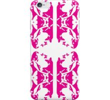 Piano and butterflies iPhone Case/Skin