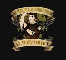 axton the commando Unisex T-Shirt