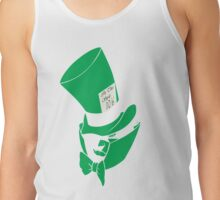 What A Strange Way To Sell A Hat Tank Top