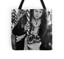 Teenage Kicks Tote Bag